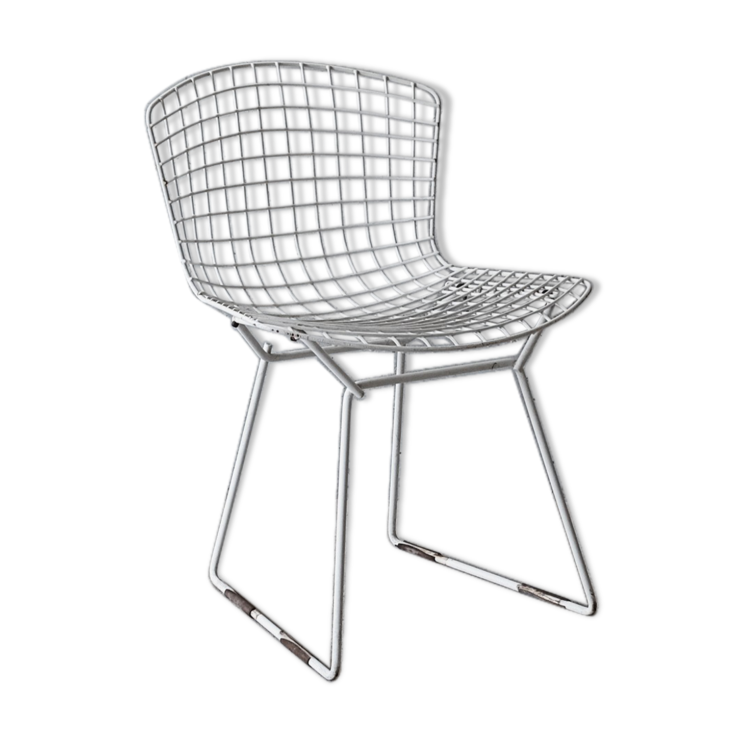 Wire Harry Bertoia Chair For Knoll 60s