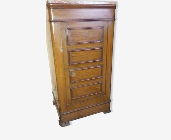 coffre fort fichet bauche m tal bois couleur classique 53433. Black Bedroom Furniture Sets. Home Design Ideas