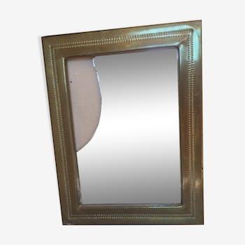 Miroirs vintage et anciens d 39 occasion for Miroir 50 40