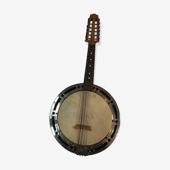 Vercruysse and Dhondt banjo