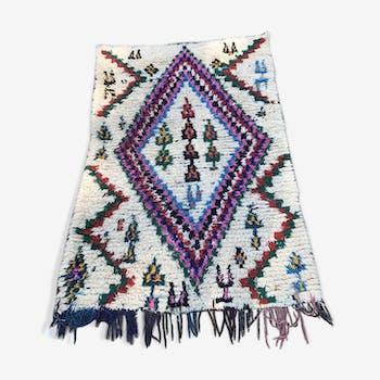 Carpet beni ouarain 170 x 110 cm