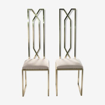 Pair of chairs 1970