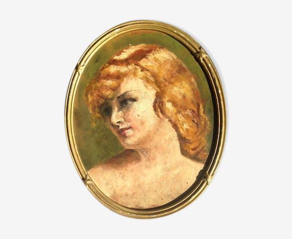 Portrait de femme 1920/30