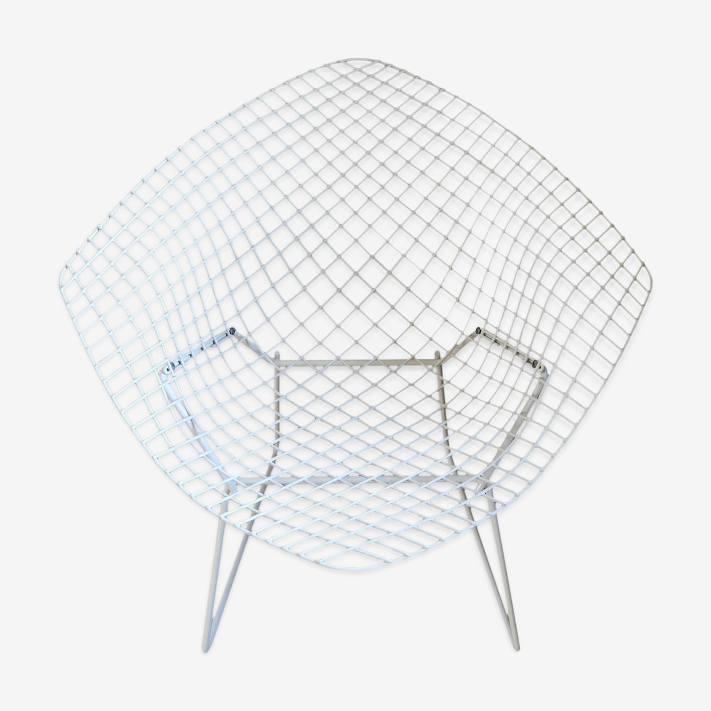 Diamond chair par Harry Bertoia édition Knoll