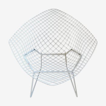 Diamond chair par Harry Bertoia édition Knoll