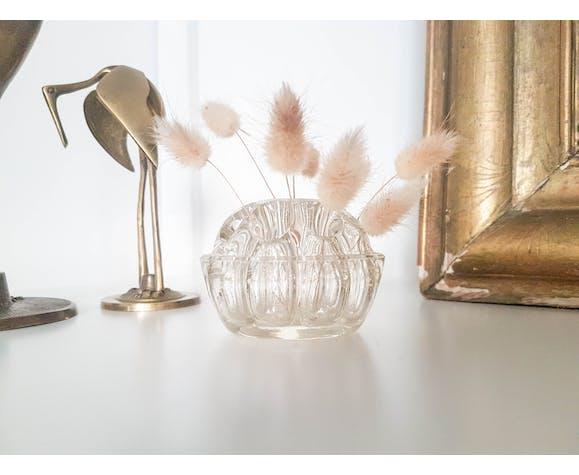 Vintage Glass Flower Spade Selency