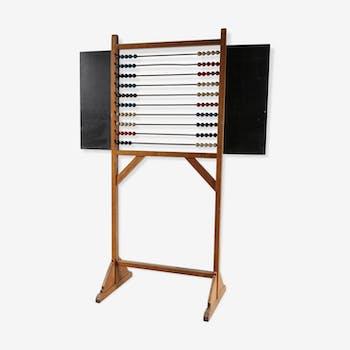 Abacus vintage années 1950's