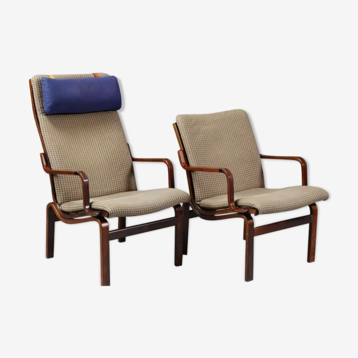 Pair of armchairs 1970