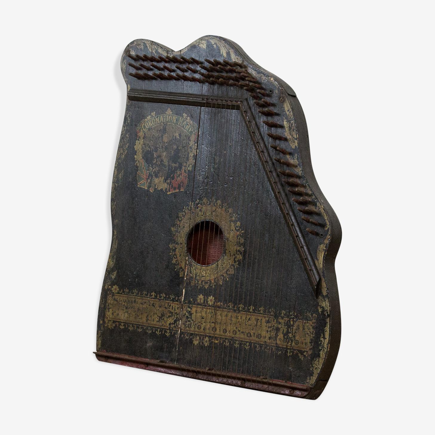 Petite harpe antique