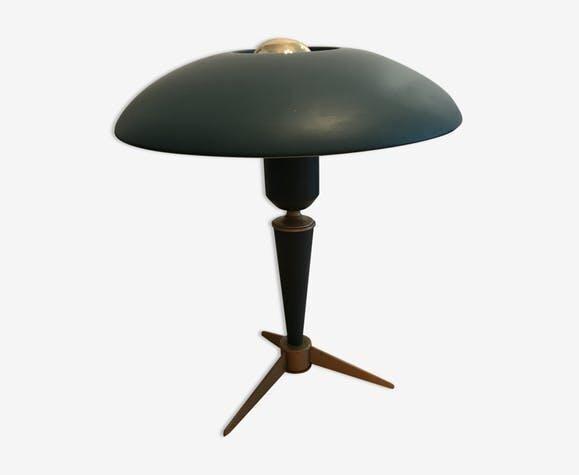 Lampe tripode vintage par Louis Kalff pour Philips 1950
