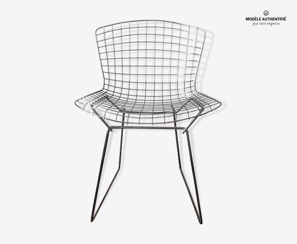 "Chaise ""Side chair"" par Harry Bertoia pour Knoll 70"