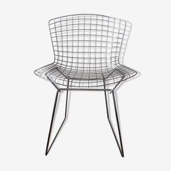 """Side chair"" by Harry Bertoia for Knoll, 70"