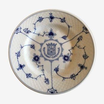 Trinket bowl Kjobenhaven Denmark for the Copenhagen in Paris 60 s