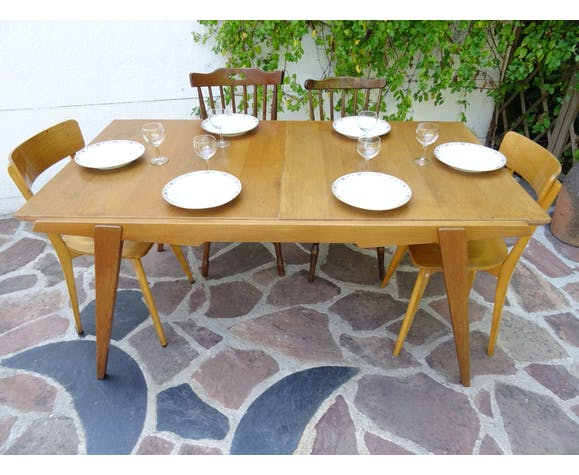 Table à rallonge Guermonprez