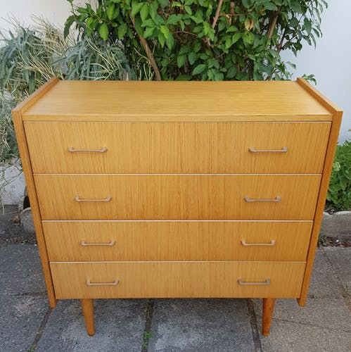 Commode 1970