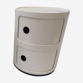 Kartell side table by Anna Castelli