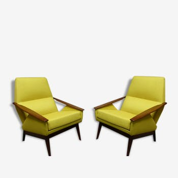 Pair of chairs from the 1950s