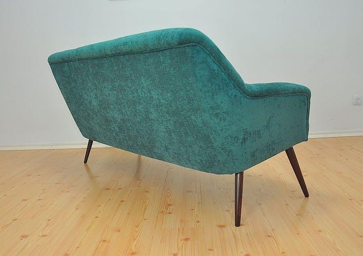 Canapé cocktail des années 1960
