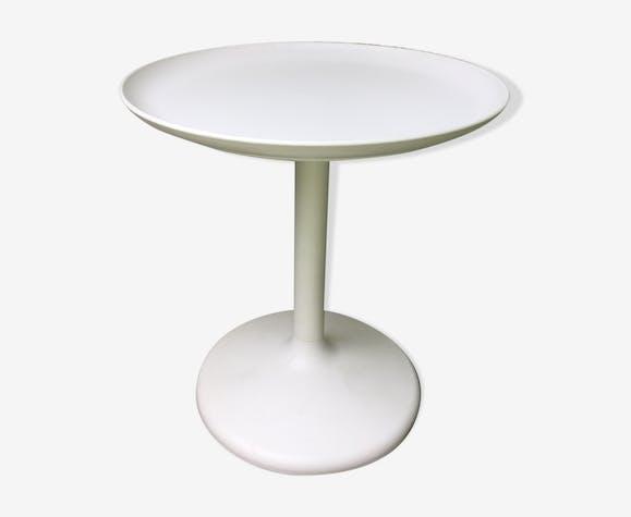 Desserte Par Thomas Sandell Pour Ikea Plastique Blanc