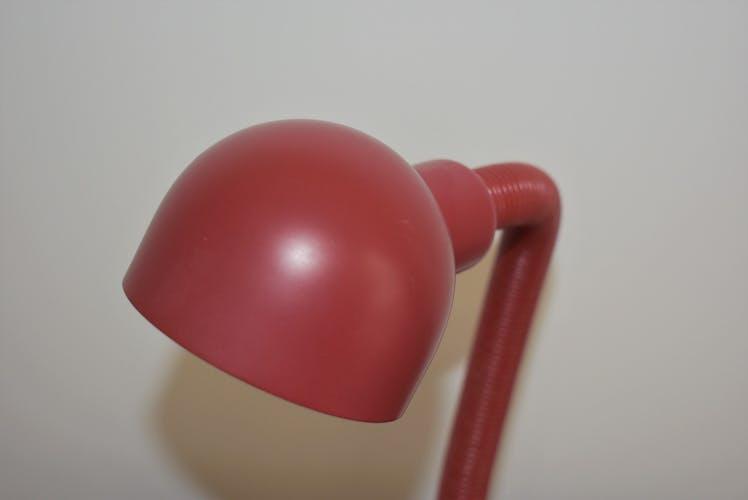 Lampe snake rouge
