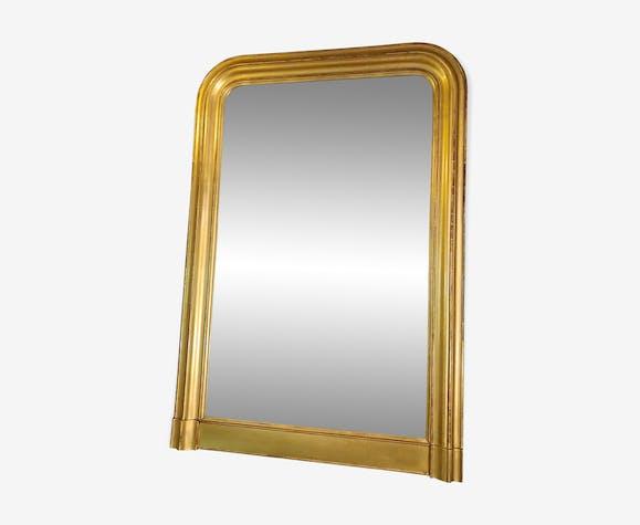 Miroir 136 x 93 cm d'époque Louis Philippe