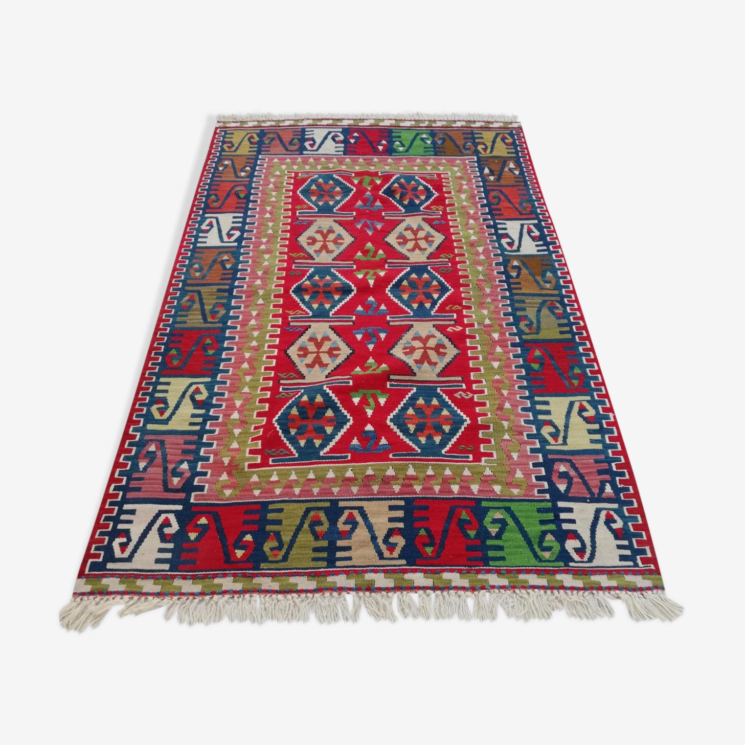 Tapis marocain berbère 200x130cm