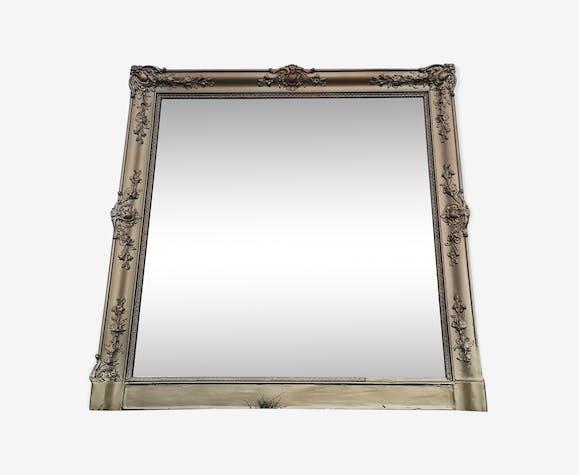 Miroir restauration 120x110cm