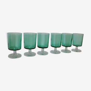 6 verres a liqueur Luminarc 70