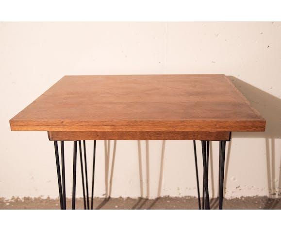 Table wallet foot pins 80x60