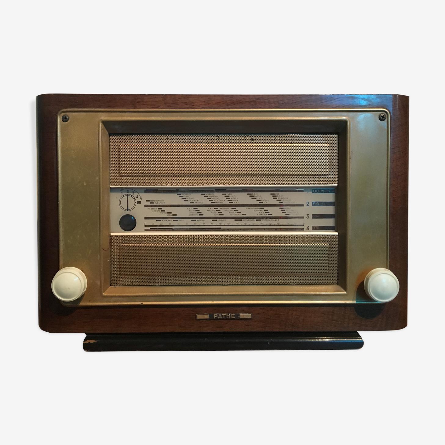 Poste radio pathé modèle 551