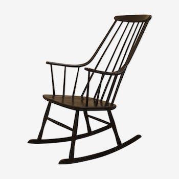 Swedish rocking chair 1958