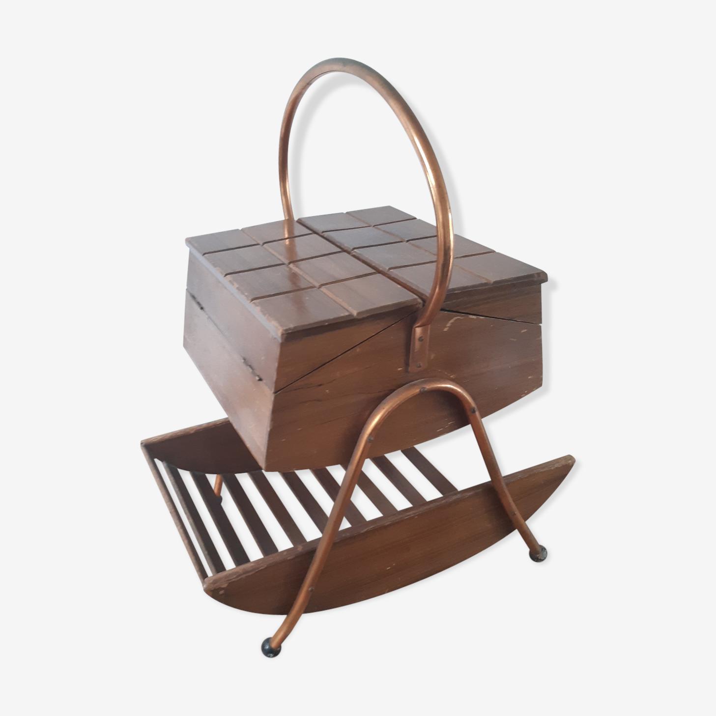 Sewing basket  50 years