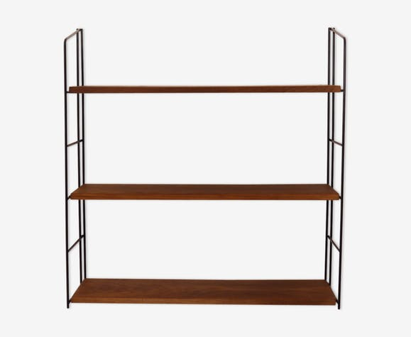 Shelf vintage Scandinavian 1960