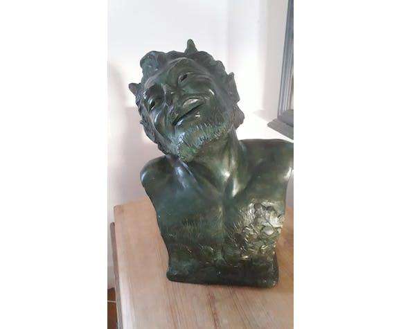 Sculpture  buste