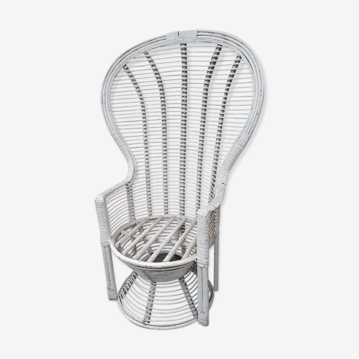 Emmanuelle vintage armchair