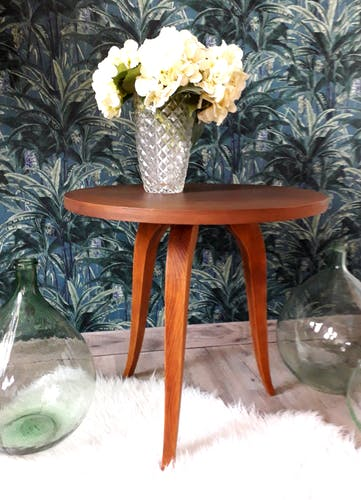 Table console tripode