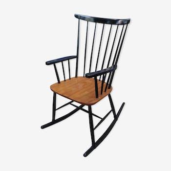 rocking chair vintage d 39 occasion. Black Bedroom Furniture Sets. Home Design Ideas