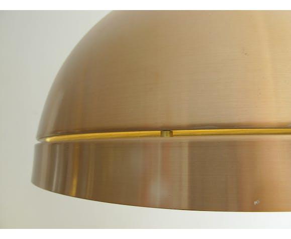 Lamp brass curved by Svend Middelboe