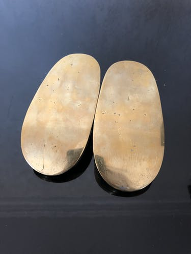 Cendriers chaussons