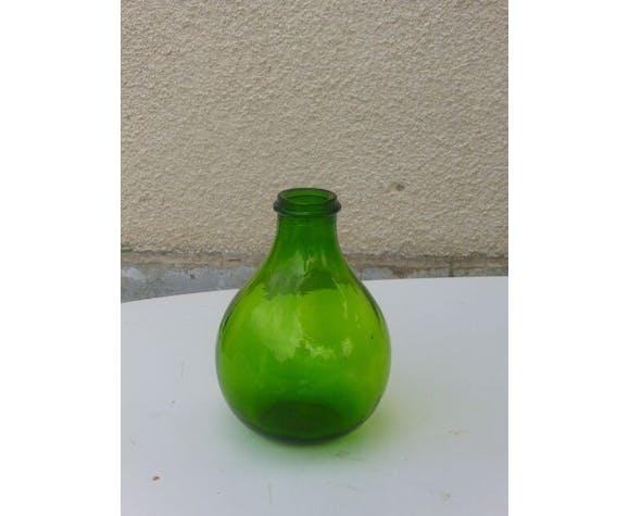Green demojohn 1970