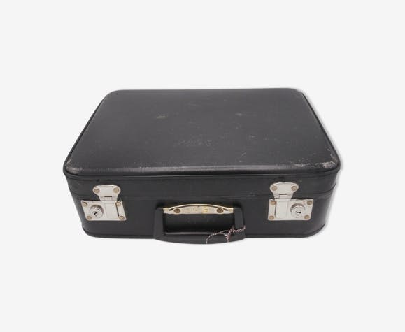 Ancienne valise de toilette