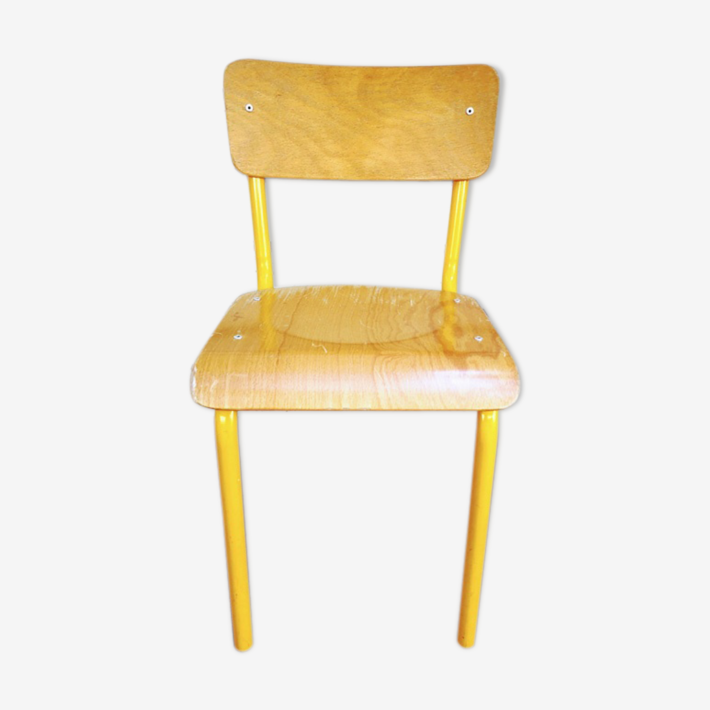 Chaise écolier type Mullca