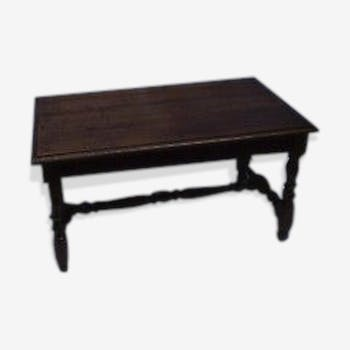 table basse vintage d 39 occasion. Black Bedroom Furniture Sets. Home Design Ideas