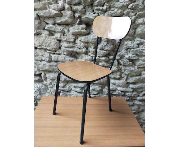 Bureau vintage avec sa chaise