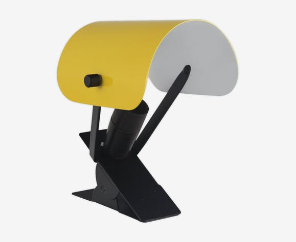 Clamp lamp, Poland 1970