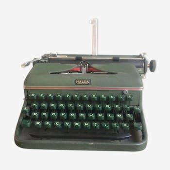machine crire ancienne vintage d 39 occasion. Black Bedroom Furniture Sets. Home Design Ideas