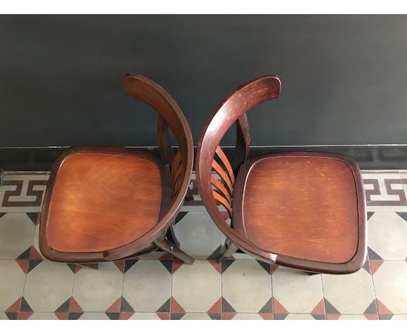 Paire de chaises Stella