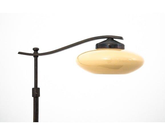 Art Deco Floor Lamp With Table Selency