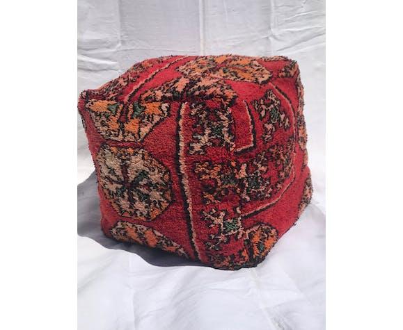 Coussin / pouf berbère marocain