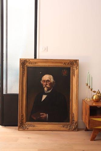 Portrait début XXe